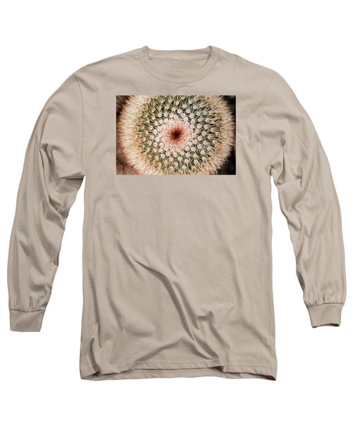 Top Of Cactus Long Sleeve T-Shirt