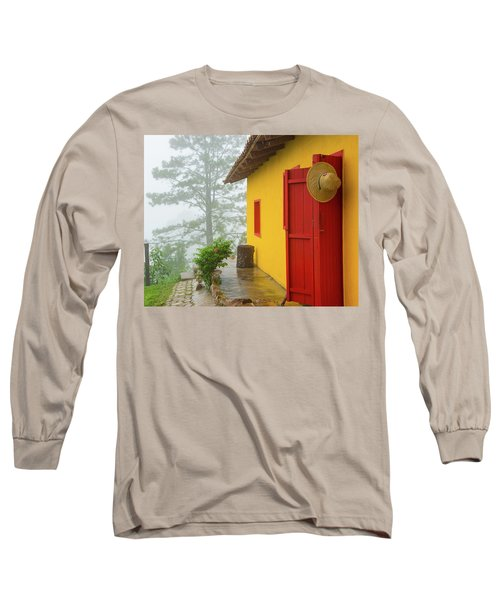 Top Of The Mountain Long Sleeve T-Shirt