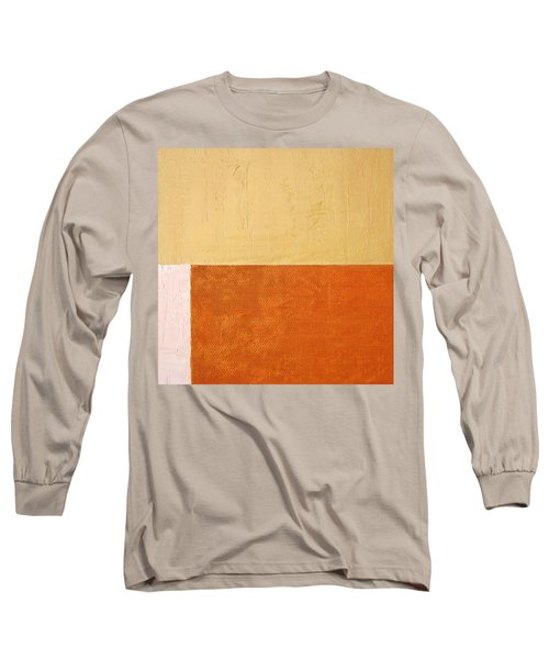 Topaz Pink Orange Long Sleeve T-Shirt