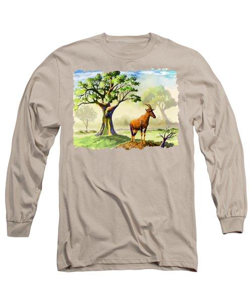 Topi The Antelope Long Sleeve T-Shirt