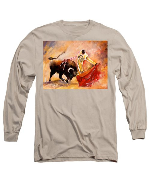 Toro Acuarela Long Sleeve T-Shirt
