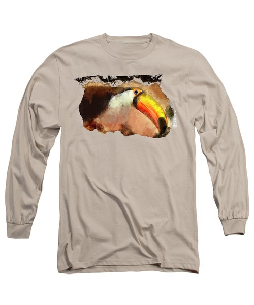 Toucan Long Sleeve T-Shirt