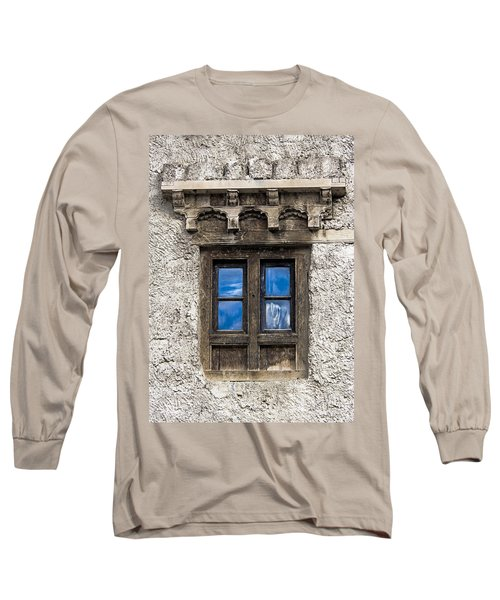 Touch Of Sky Long Sleeve T-Shirt