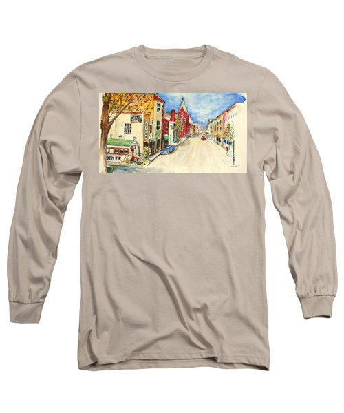 Towanda Pa Long Sleeve T-Shirt