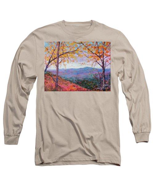 Toward Blue Ridge Long Sleeve T-Shirt