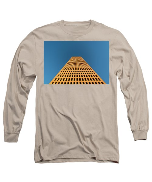 Tower At Sunset Long Sleeve T-Shirt
