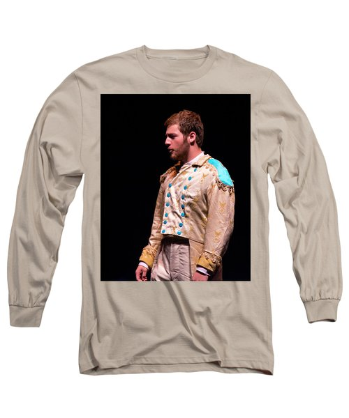 Tpa091 Long Sleeve T-Shirt