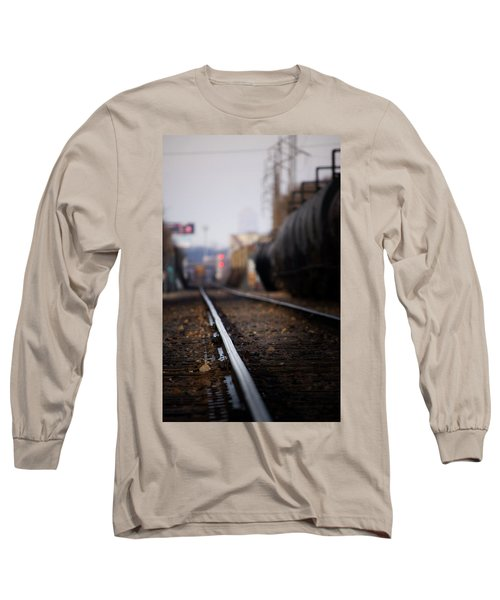 Track Life Long Sleeve T-Shirt