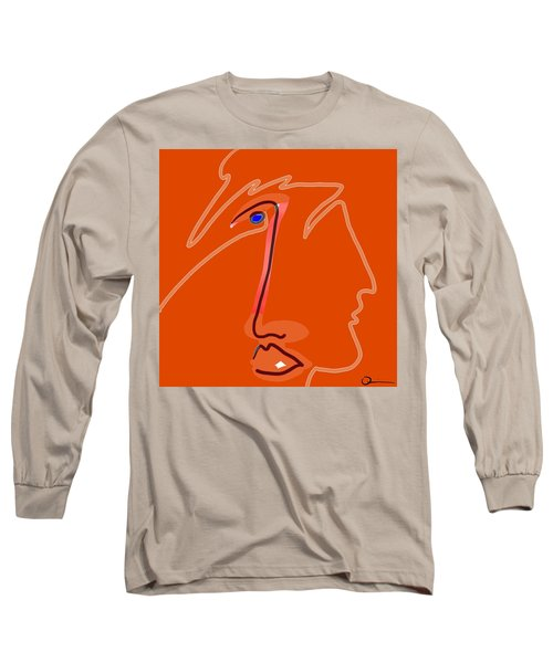 Tracks Long Sleeve T-Shirt