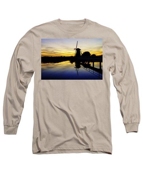 Traditional Dutch Long Sleeve T-Shirt