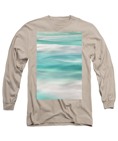 Long Sleeve T-Shirt featuring the photograph Tranquil Turmoil by Az Jackson