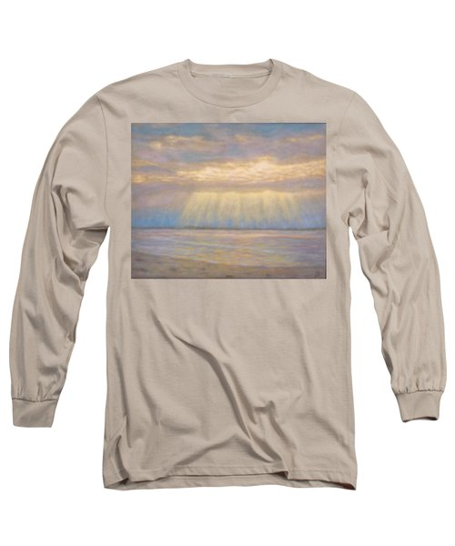 Tranquility Long Sleeve T-Shirt by Joe Bergholm