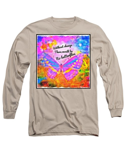 Transformed Long Sleeve T-Shirt