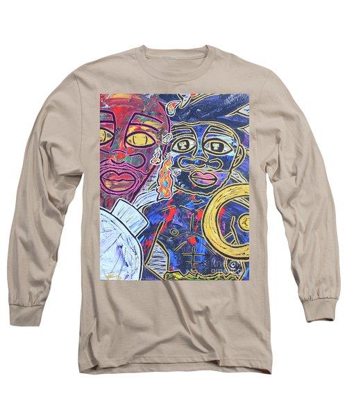 Transgenerational Karma Long Sleeve T-Shirt