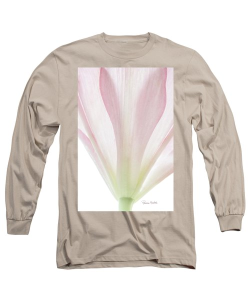 Transparent Lilly II Long Sleeve T-Shirt