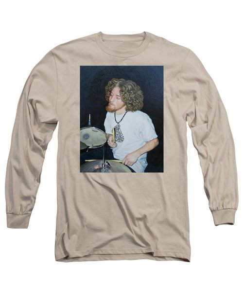 Transported By Music Long Sleeve T-Shirt by Michele Myers