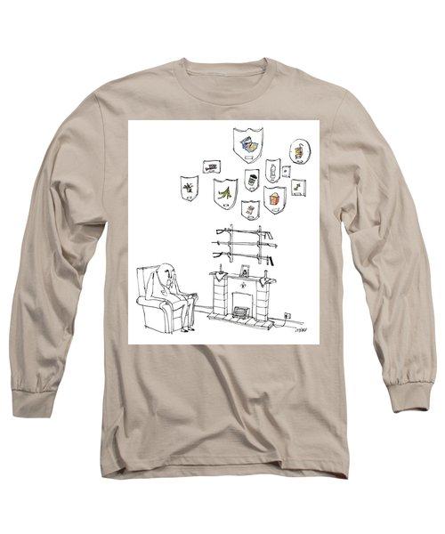 Trash Trophies Long Sleeve T-Shirt