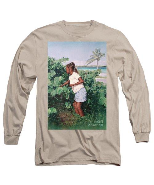 Treasure Cove Long Sleeve T-Shirt