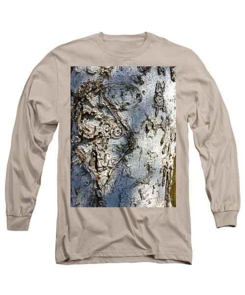 Tree At Pitt Street Pier Long Sleeve T-Shirt