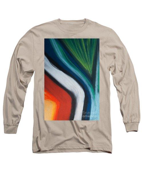 Tree In Bloom Long Sleeve T-Shirt