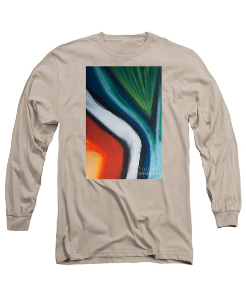 Tree In Bloom Long Sleeve T-Shirt