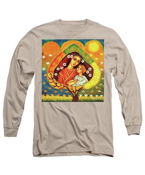Tree Of Life II Long Sleeve T-Shirt