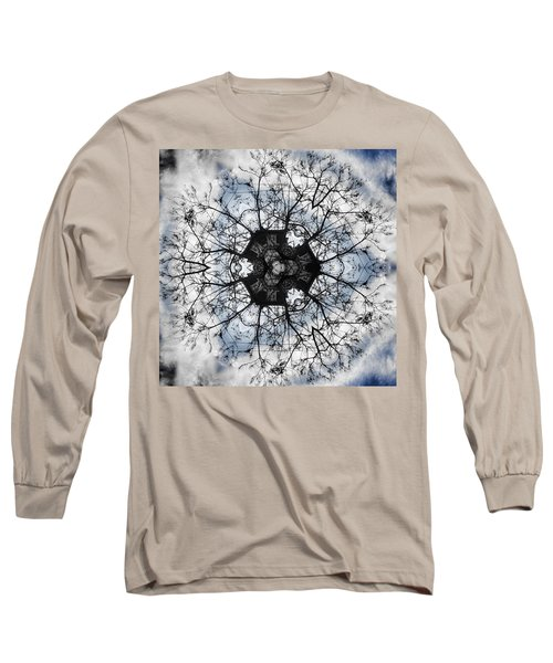 Tree Of Life Long Sleeve T-Shirt by Jorge Ferreira