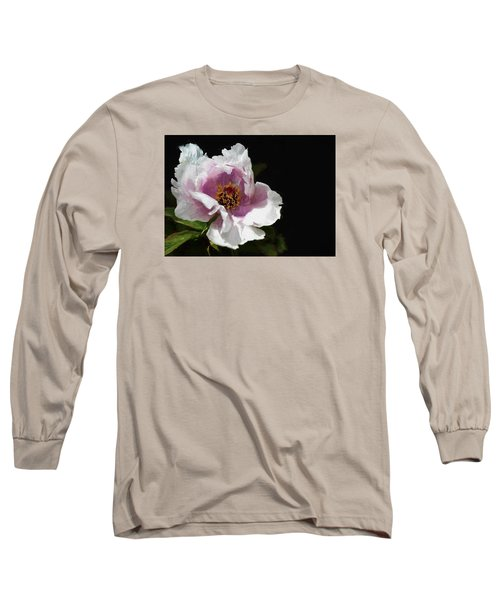 Tree Paeony II Long Sleeve T-Shirt