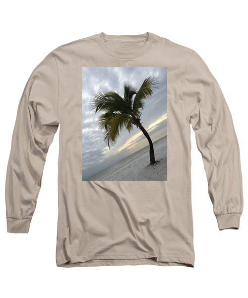 Long Sleeve T-Shirt featuring the photograph Tree Pose by Jean Marie Maggi