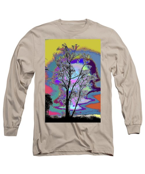 Tree - Story Of Life Long Sleeve T-Shirt