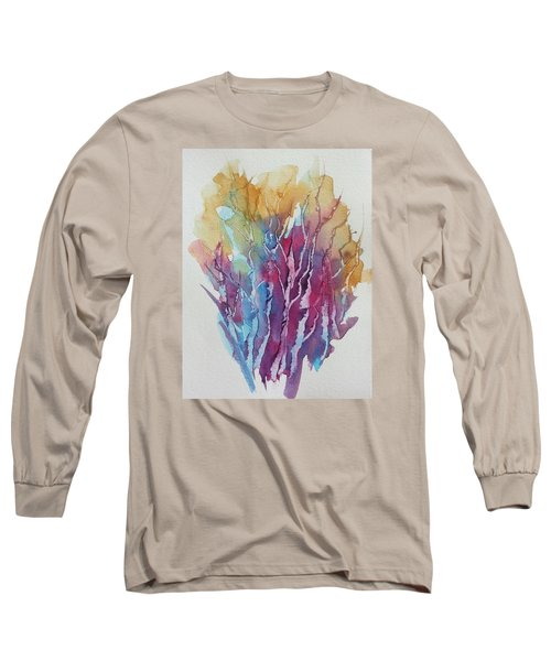 Tree Studies I Long Sleeve T-Shirt
