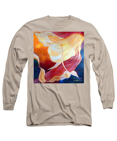 Tribute To An Angel Long Sleeve T-Shirt