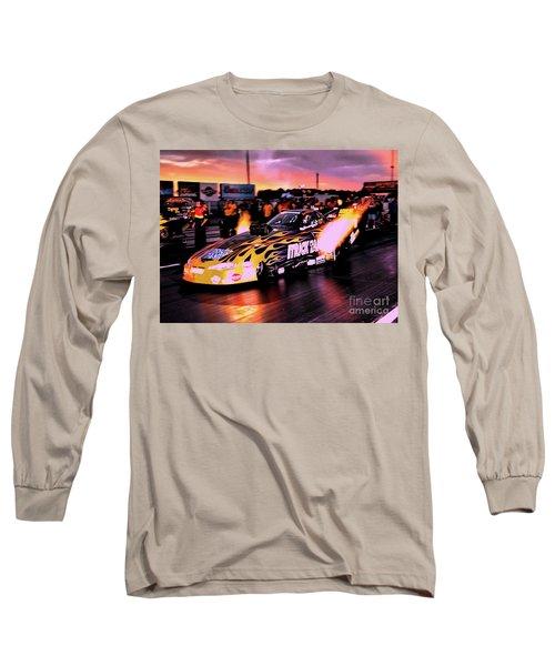 Trick Tank - Bob Gilbertson Long Sleeve T-Shirt