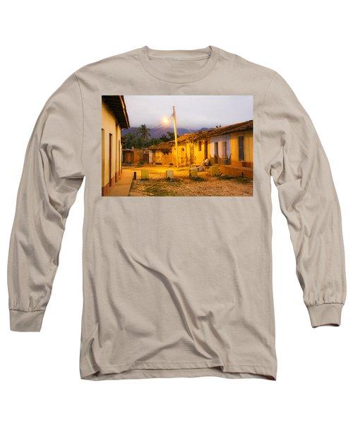Trinidad Morning Long Sleeve T-Shirt