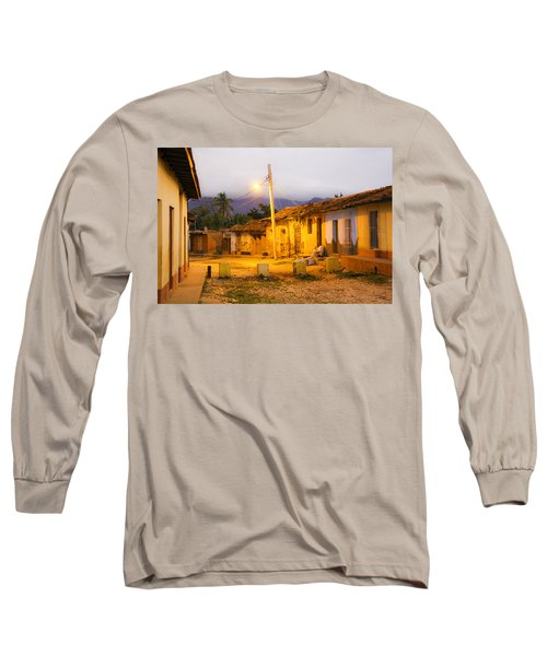 Trinidad Morning Long Sleeve T-Shirt