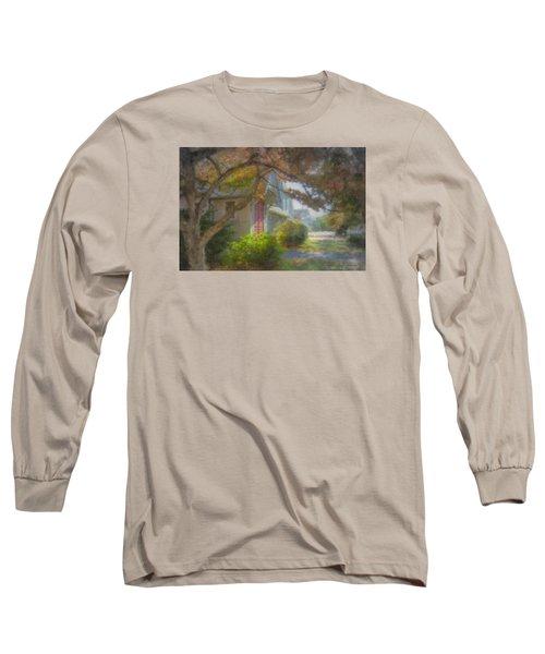 Trinity Episcopal Church, Bridgewater, Massachusetts Long Sleeve T-Shirt