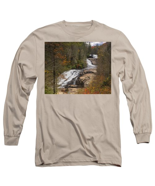 Triple Falls Long Sleeve T-Shirt