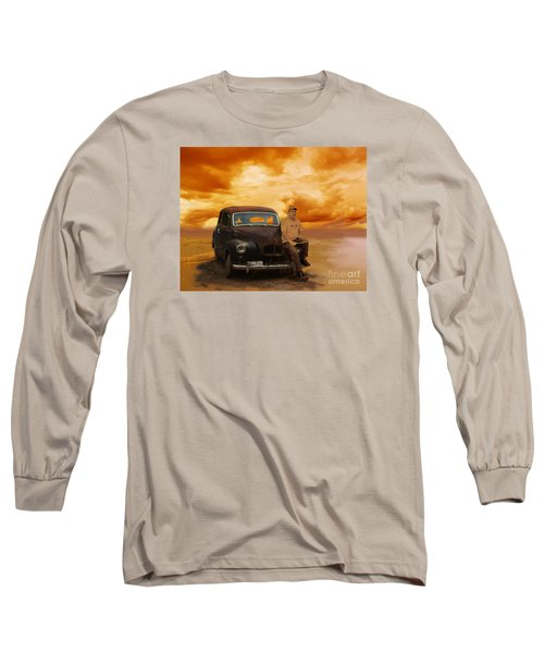 Trippin' With My '48 Austin A40 Long Sleeve T-Shirt