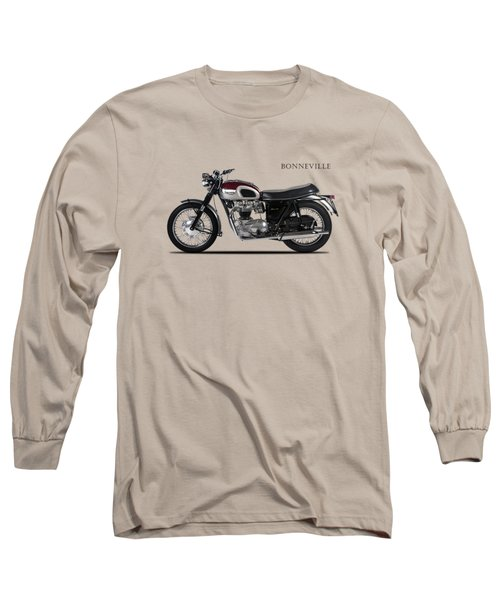 Triumph Bonneville 1968 Long Sleeve T-Shirt