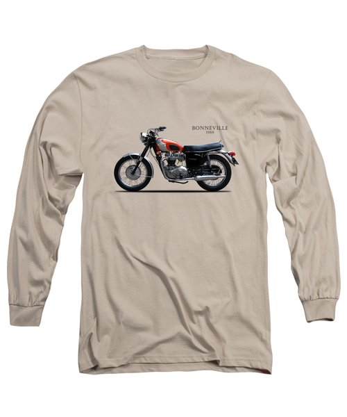 Triumph Bonneville 1969 Long Sleeve T-Shirt