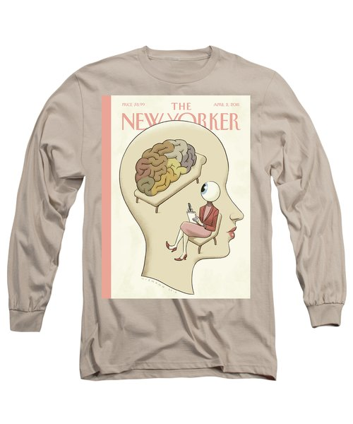 Trompe-l'oeil Long Sleeve T-Shirt