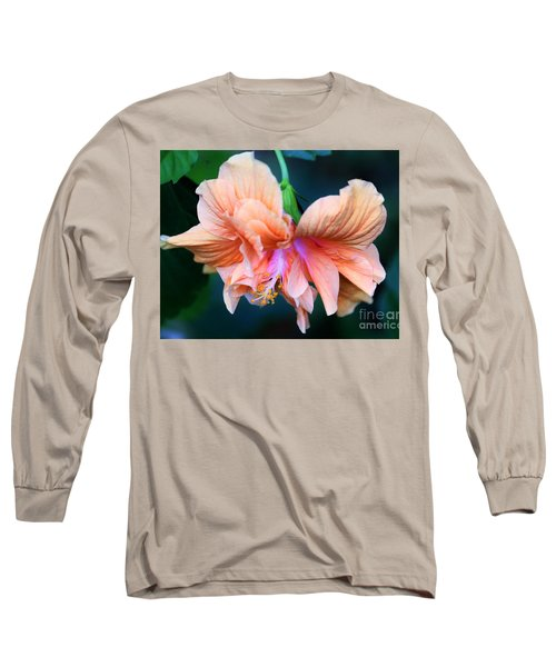 Tropical Beauty Long Sleeve T-Shirt