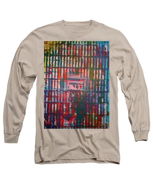 Tropical Long Sleeve T-Shirt