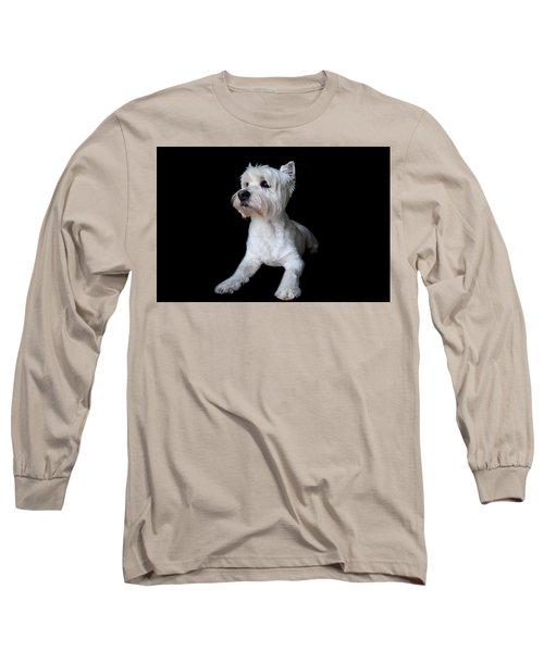 Trot Posing Long Sleeve T-Shirt