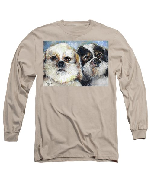 Trouble And Lexi Long Sleeve T-Shirt