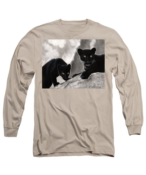 Trouble Long Sleeve T-Shirt