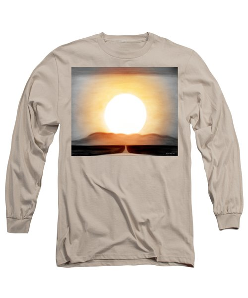 True God Long Sleeve T-Shirt