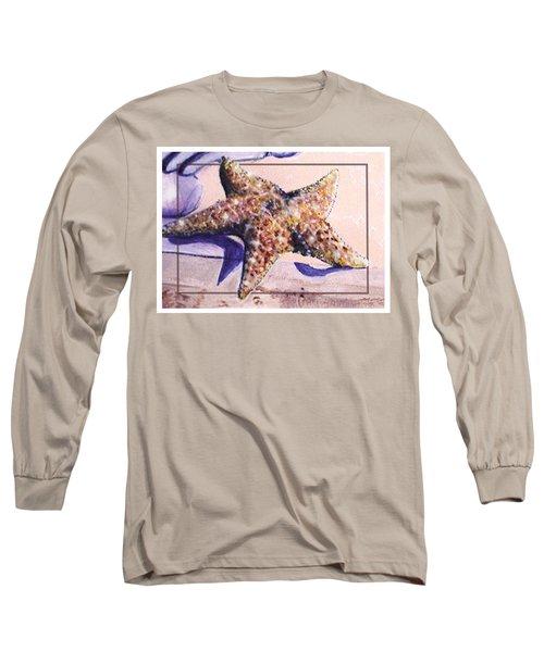 Trum L'oeil.star Fish Long Sleeve T-Shirt
