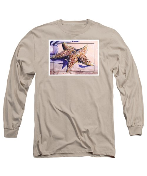 Trum L'oeil.star Fish Long Sleeve T-Shirt