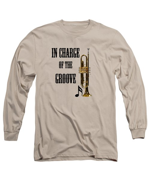 Trumpets In Charge Of The Groove 5536.02 Long Sleeve T-Shirt